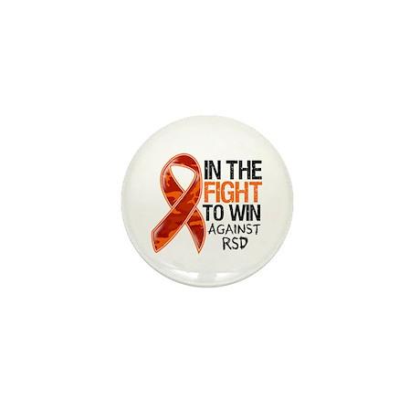 In The Fight To Win RSD Mini Button