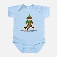 Roman Jax Nyguen Memorial Sch Infant Bodysuit