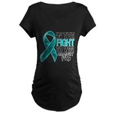 In The Fight PKD Awareness T-Shirt