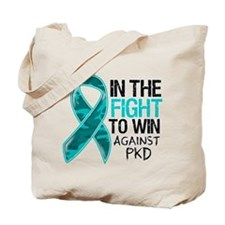 In The Fight PKD Awareness Tote Bag