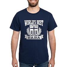 World's Best Greek Baba T-Shirt