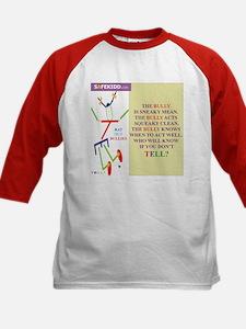 Bully Sneaky/TELLI Kids Baseball Jersey