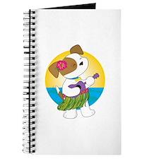 Cute Puppy Hawaii Journal