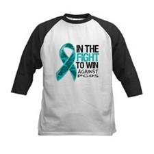 In The Fight PCOS Awareness Tee