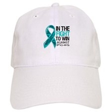 In The Fight PCOS Awareness Baseball Cap