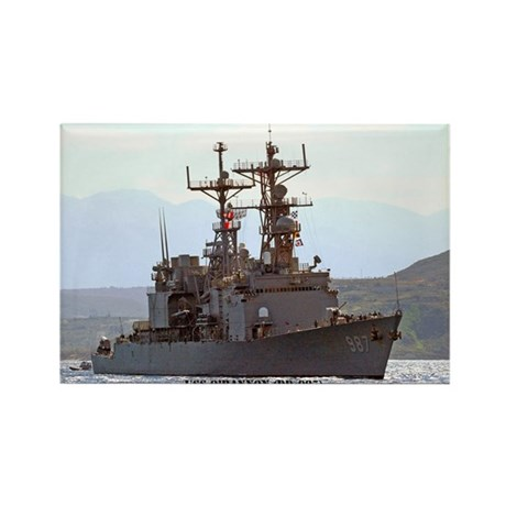 USS O'BANNON Rectangle Magnet