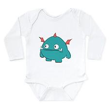 Eliot Long Sleeve Infant Bodysuit