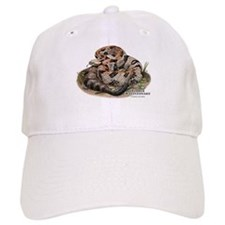 Timber or Canebrake Rattlesnake Baseball Cap