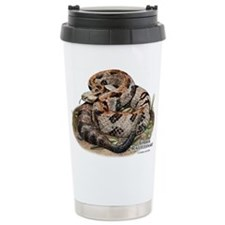 Timber or Canebrake Rattlesnake Travel Mug