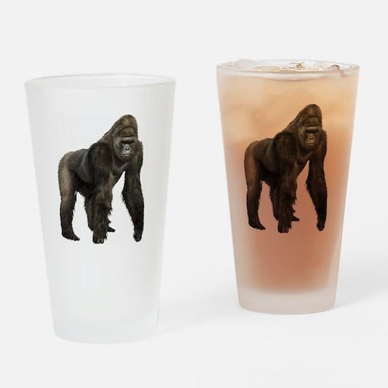 Gorilla Drinking Glass