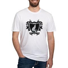 Black Wolf Shield Shirt
