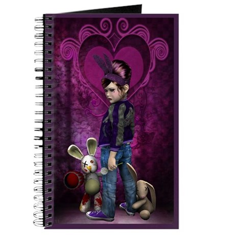 Bunny Girl Journal