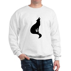 Black Wolf Sweatshirt