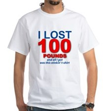 I Lost 100 Shirt