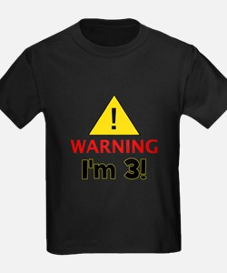 warningim3 T-Shirt