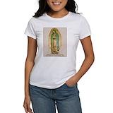 Catholic guadalupe Women's T-Shirt