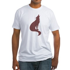 Brown Wolf Shirt