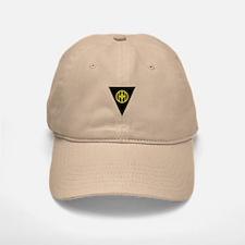 83rd Infantry Patch Plain Baseball Baseball Cap