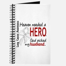 Heaven Needed a Hero Lung Cancer Journal