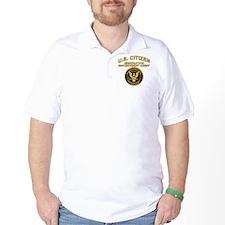 Border Patrol, Citizen Agent T-Shirt
