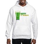 St Patricks Day Hooded Sweatshirt