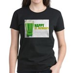 St Patricks Day Women's Dark T-Shirt