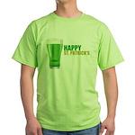 St Patricks Day Green T-Shirt