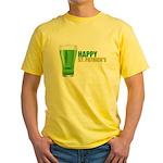 St Patricks Day Yellow T-Shirt