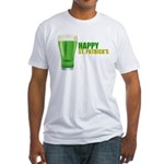 St Patricks Day Fitted T-Shirt