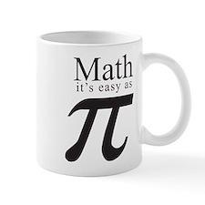 Math - As Easy as PI Mug