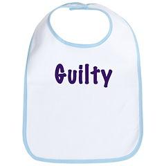 Guilty Bib
