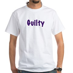 Guilty Shirt
