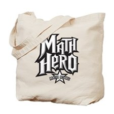 Math Hero - Math Rocks! Tote Bag