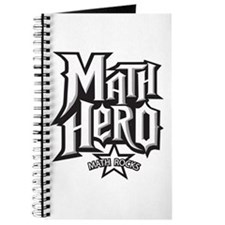 Math Hero - Math Rocks! Journal