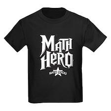 Math Hero - Math Rocks! T