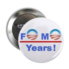 """Obama 2012 - """"4 More Years!"""" 2.25"""""""