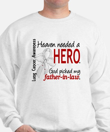 Heaven Needed a Hero Lung Cancer Jumper