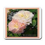 Mama's Two Beautiful Roses Mousepad