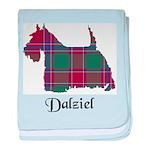 Terrier - Dalziel baby blanket