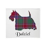 Terrier - Dalziel Throw Blanket