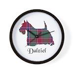 Terrier - Dalziel Wall Clock