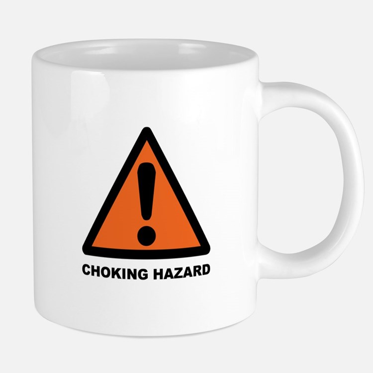 Choking Hazard Mugs
