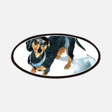 Dachshund Sophie Patches
