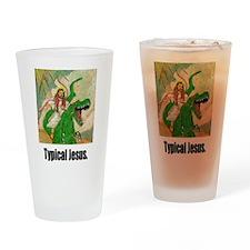Jesus in a Glass