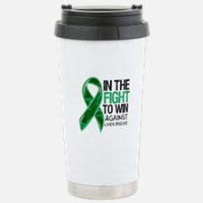 In The Fight Liver Disease Travel Mug