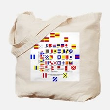 Unique Flags Tote Bag