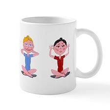 See No Evil Mug