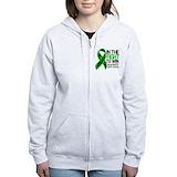 Kidney transplant Zip Hoodies
