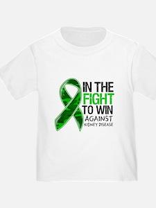 In The Fight Kidney Disease T