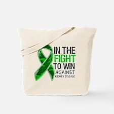 In The Fight Kidney Disease Tote Bag